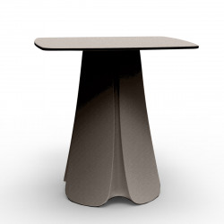 Table design Pezzettina, Vondom taupe 70x70xH72 cm