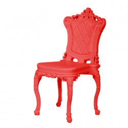 Chaise design Princess of Love, Design of Love by Slide rouge