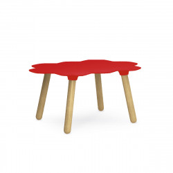 Table basse Tarta, Slide Design rouge