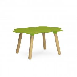 Table basse Tarta, Slide Design vert