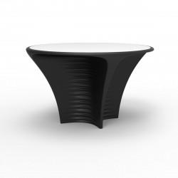 Table Biophilia, Vondom noir Non-lumineux