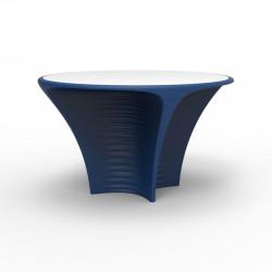 Table Biophilia, Vondom bleu Non-lumineux