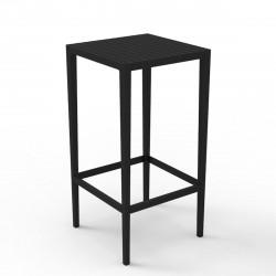 Table haute Spritz, Vondom noir