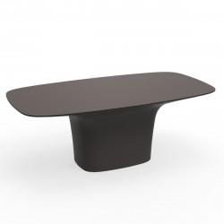 Table Ufo, Vondom bronze Longueur 200 cm