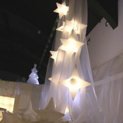 Suspension Starlight Outdoor, Slide Design blanc