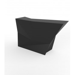 Bar latéral Faz, Vondom noir Mat