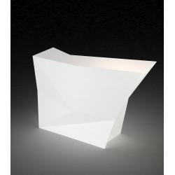 Bar latéral Faz, Vondom Lumineux Led blanc