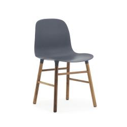 Form Chair Noyer, Normann Copenhagen Bleu