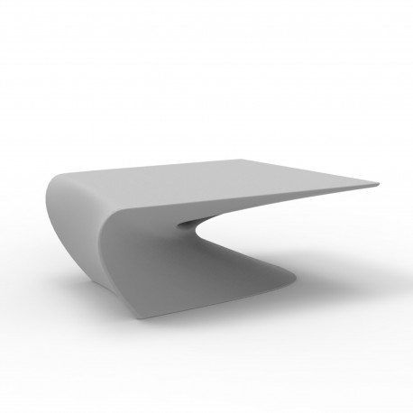 Table basse design Wing, Vondom Acier Mat