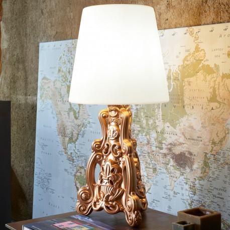 Lampe Lady of Love, Design of Love doré