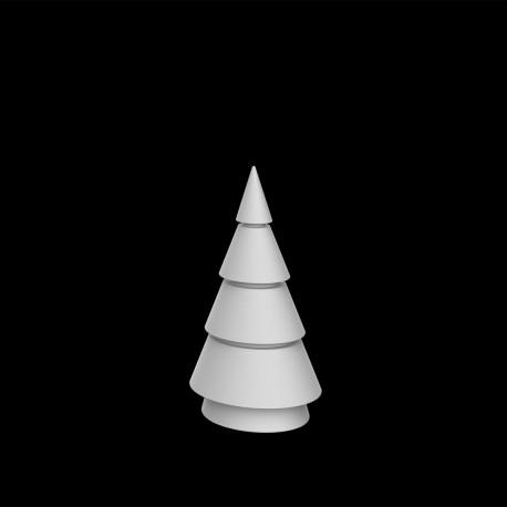 Sapin de Noel lumineux Forest, Vondom, Hauteur 100 cm, éclairage Led blanc, intérieur extérieur,