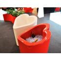 Pot design Mon amour, Slide design jaune