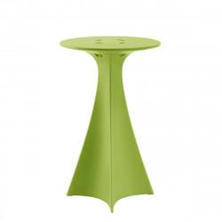 Mange debout Jet, Slide Design vert clair D62xH100 cm