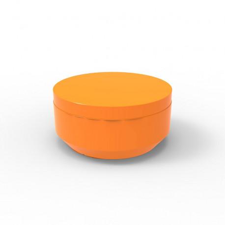 Pouf rond Vela Chill diamètre 80cm, Vondom orange