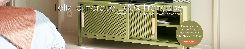 Découvrez la marque française Tolix !